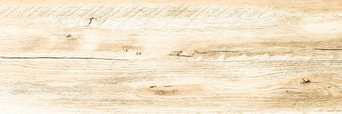 Светлая мягкая деревянная поверхность как предпосылка, деревянная текстура Деревянная планка Стоковое Фото