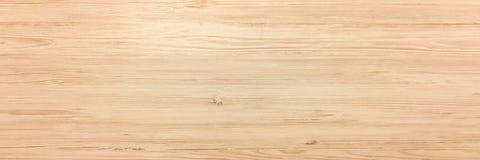Светлая мягкая деревянная поверхность как предпосылка, деревянная текстура Деревянная планка Стоковые Изображения