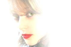 светлая нежность Стоковое фото RF