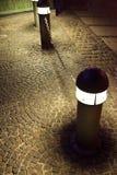 светлая самомоднейшая улица Стоковые Фото
