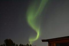 светлая северная Стоковые Фото