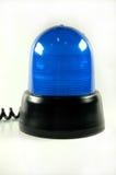 светлая сирена полиций Стоковые Изображения RF