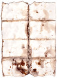 светлая старая бумага Стоковые Фотографии RF