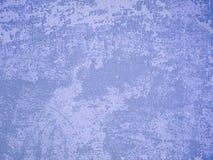 светлая старая пурпуровая стена Стоковое Изображение