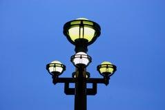 светлая улица Стоковое фото RF
