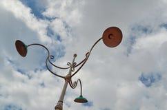 светлая улица Стоковая Фотография RF