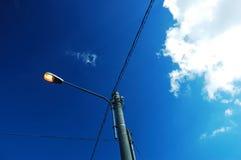 светлая улица Стоковые Фотографии RF