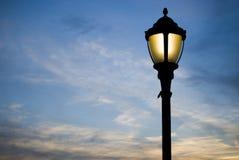 светлая улица Стоковые Изображения