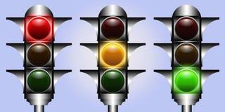 светлое движение Стоковое Изображение RF