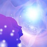 светлое зрение Стоковая Фотография RF