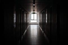 светлое окно Стоковая Фотография