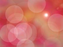 светлое отражение Стоковое Изображение