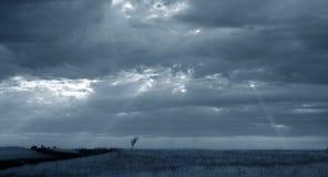 светлые валы Стоковое фото RF