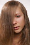 светлые волосы Стоковая Фотография RF