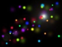 светлые заплаты Стоковая Фотография