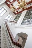 Светлые лестницы Стоковая Фотография