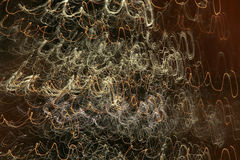 светлые пункты Стоковое Изображение RF