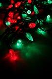 светлые шнуры Стоковые Фото