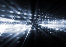 светлые штриховатости Стоковая Фотография RF