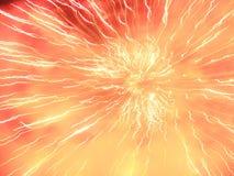 Светлый взрыв Стоковые Изображения
