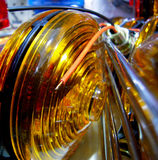 светлый кабель Стоковое Фото