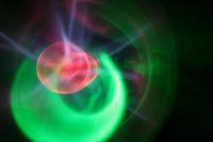 светлый космос Стоковые Фотографии RF
