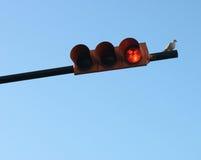 светлый красный цвет Стоковое Изображение RF