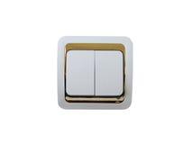 светлый переключатель Стоковое Изображение RF