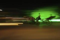 светлый путник стоковое фото