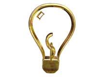 светлый символ Стоковые Фотографии RF