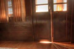 светлый течь Стоковая Фотография RF