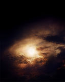 светлый тоннель Стоковая Фотография RF