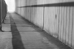светлый тоннель Стоковое Фото