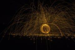 Светлый шарик Стоковая Фотография