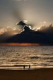 светлый shine влюбленности стоковое фото rf