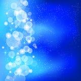 Световой эффект фантастической предпосылки Стоковая Фотография RF