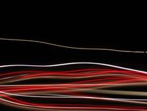 световые волны Стоковое фото RF