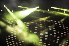 Световые лучи стоковое изображение rf