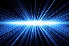 световые лучи Стоковые Фото