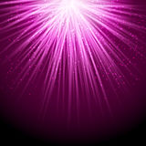 световые лучи Стоковые Изображения