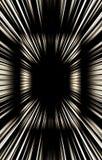 Светотеневая предпосылка нашивок расходится от середины к краям Стоковые Фотографии RF