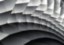 Светотеневая текстура стекла вектор Стоковые Фото