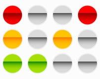 Светофор, значок лампы движения в комплекте Семафор с зеленым цветом, y бесплатная иллюстрация