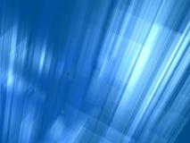 светящее абстрактной предпосылки голубое светлое Стоковое Изображение RF