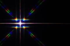 Светящий спектр Стоковое Изображение RF