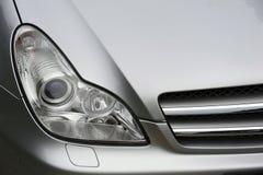 Свет автомобиля, конец вверх Стоковые Фотографии RF