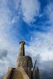 Светлая башня в Мальте Стоковая Фотография