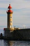 светлая башня Стоковые Изображения