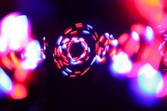 Светлая воронка Стоковые Фотографии RF