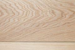 Светлая естественная текстура древесины дуба Стоковые Изображения